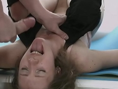 Traditional And Ill-treated Anal Slut Facialized