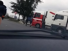 pute allume 2 routiers