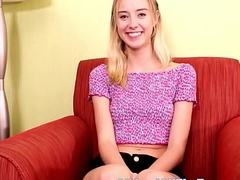 Sexy Popular Legal age teenager Haley Attenuate Acquires Fucked in Exasperation finally Anal!