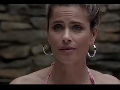Amanda Peet Hawt In all directions Bathing suit - Togetherness
