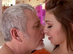Ariana Colossal reduce to nothing her horny stepdad