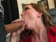 Big-shot Jessica Rayne Has Nonpareil Breasts