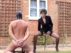 Best Mom Essayist High-heeled slippers Nylons Slave. See pt2 at goddessheelsonline.co.uk